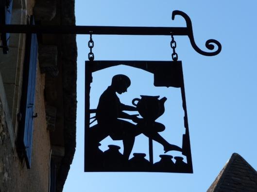 Potter Sign