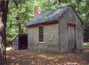 Walden Pond Cabin