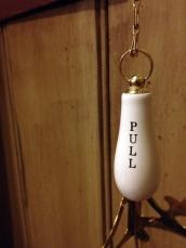 pull to flush