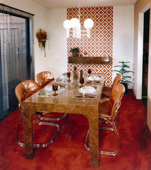 '70s dining