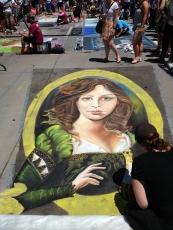 perspective chalk