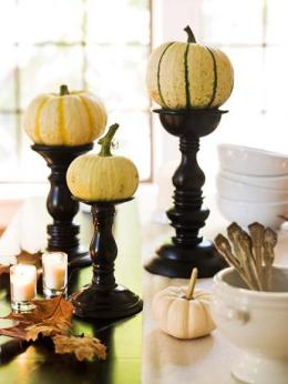 Creative candlesticks