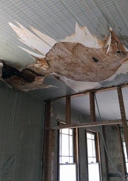Interior Damage