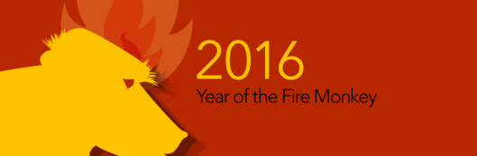 Year of the Fire Monkey